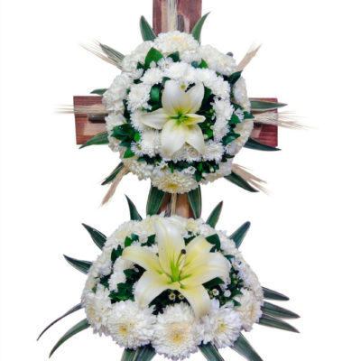 Enviar flores para funeral.
